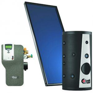 Συστήμα Βεβιασμένης ΚυκλοφορίαςCalpakΕP CL2-150 / M4-260 Κεραμοσκεπής