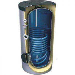Boiler ΛεβητοστασίουNobel500 Glass 1 Εναλλάκτης