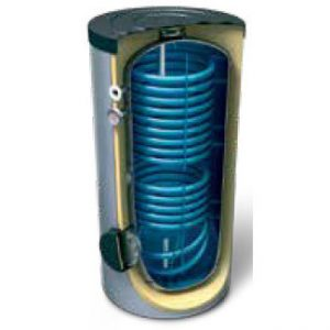 Boiler ΛεβητοστασίουNobel300 Glass 2 Εναλλάκτες για Αντλία Θερμότητας