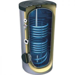 Boiler ΛεβητοστασίουNobel200 Glass 2 Εναλλάκτες